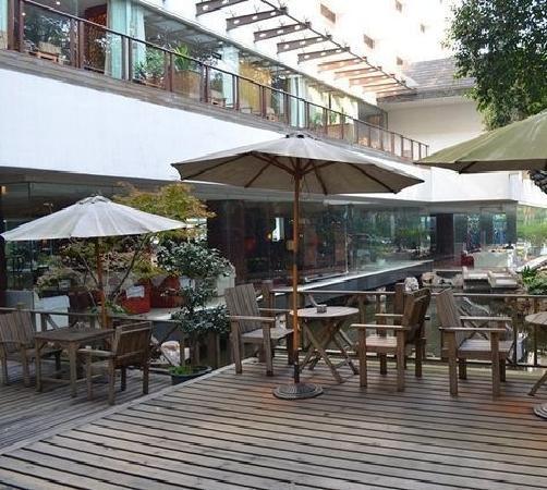 Nanlin Hotel Suzhou : 环境