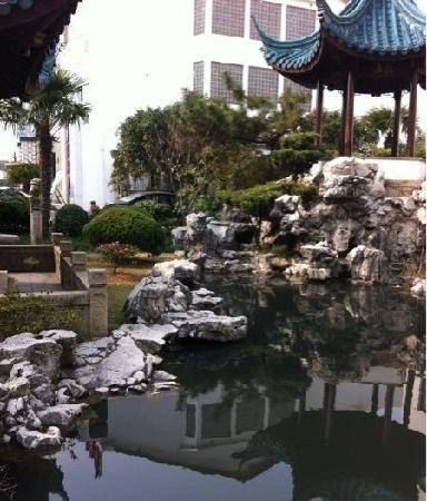 Overseas Chinese Hotel: 环境