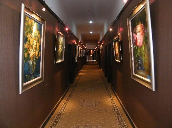 Dushi Golf Garden Hotel : jiudian