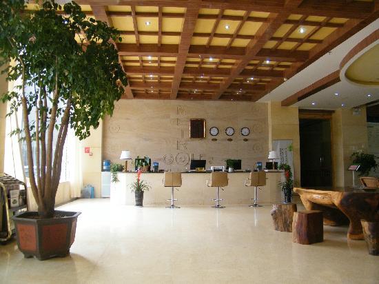 Dushi Golf Garden Hotel : da  tang