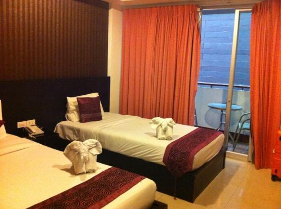 7Q Hotel: 客房