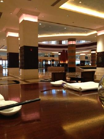 Hyatt Regency Jing Jin City Resort and Spa: 大堂