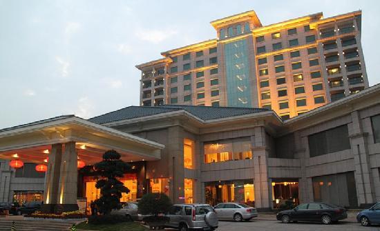 Grand View Hotel : 东莞汇景酒店