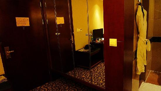 Jinke Grand Hotel: 金科大酒店
