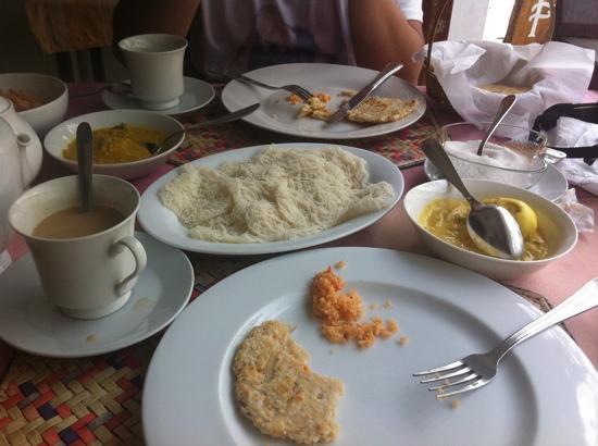 Cafe Punto: 早餐