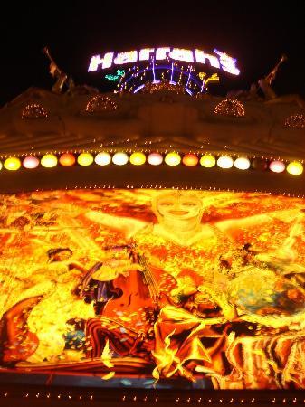 Casino at Harrah's Las Vegas: VEGAS