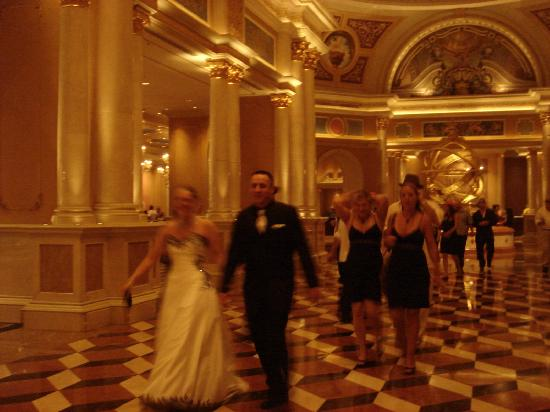 Weddings At The Venetian Wedding