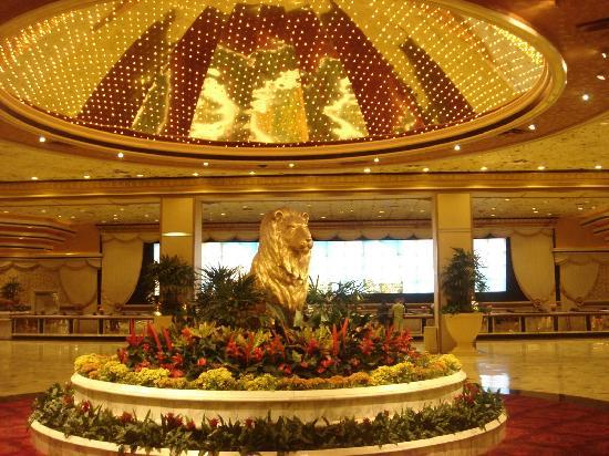 MGM Grand Hotel and Casino: vegas