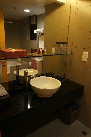 Kew Green Hotel Wanchai Hong Kong: 2