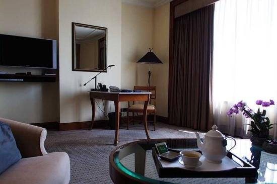 Grand Sukhumvit Hotel Bangkok: 套房
