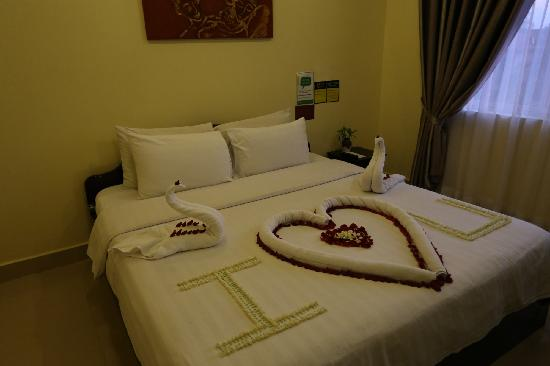 MotherHome Guesthouse: honey moon room