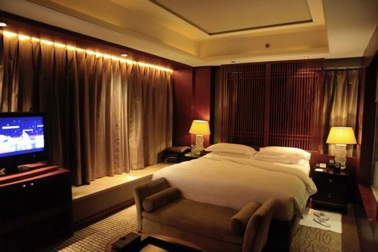 Sofitel Forebase Chongqing : 房间