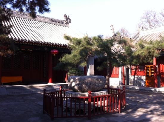 Fayuan Si - Buddhist Temple: 法源寺