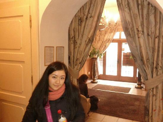 Golden Star: 酒店大堂