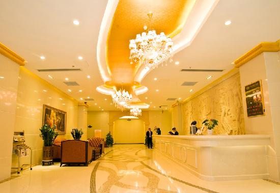 Vienna Hotel Shenzhen Baoan Chuangye Road: 大堂