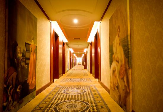 Vienna Hotel Shenzhen Baoan Chuangye Road: 走廊