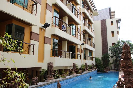 Poppa Palace Hotel Phuket: 酒店1