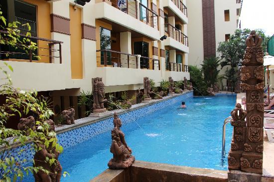 Poppa Palace Hotel Phuket: 酒店2