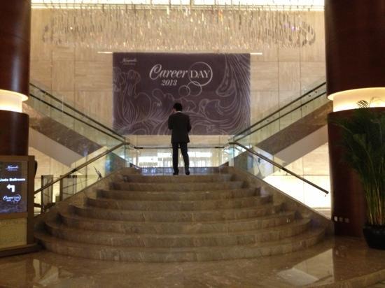 Kempinski Hotel Beijing Lufthansa Center: ok