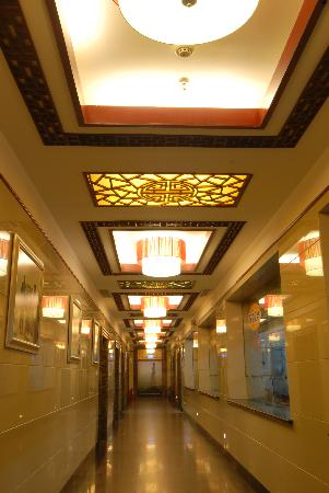 Baiyun Hotel: 走廊