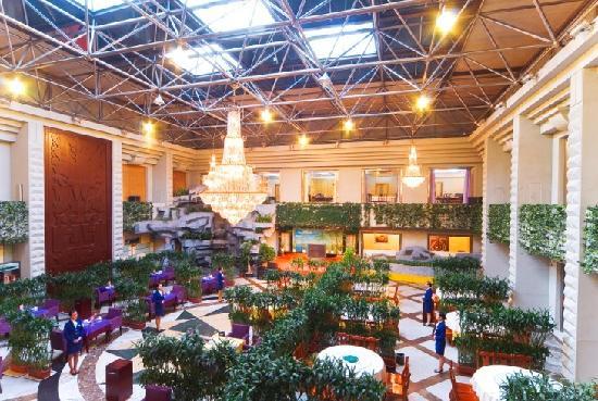 Baiyun Hotel: 宴会大厅