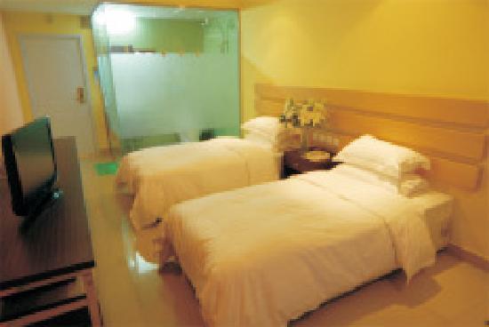 Baiyun Hotel: 客房