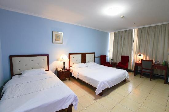 Hongzhen Hotel Weifang Qinhua Town No.1: 标准间