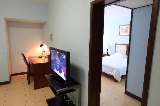 Hongzhen Hotel Weifang Qinhua Town No.1: 商务套房