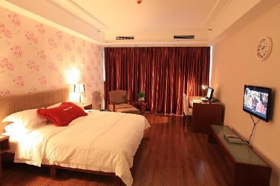 Hongzhen Inn Anqiu Taihua City
