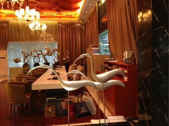 Zhongshan Agile Hotel : 豪华