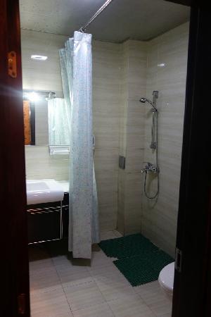 Mount Emei Shanshen Hotel : 卫生间