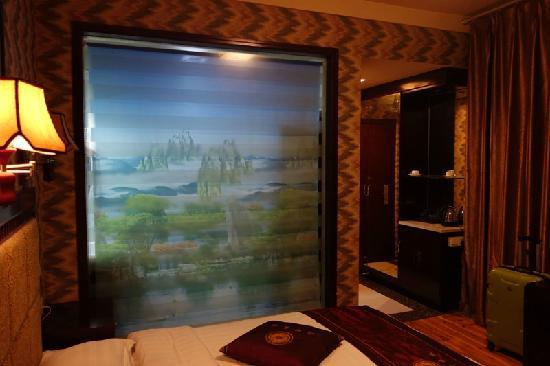 Mount Emei Shanshen Hotel : 房间