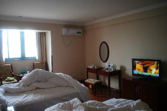 GreenTree Inn Huangshan Tiandu Avenue: 房间1