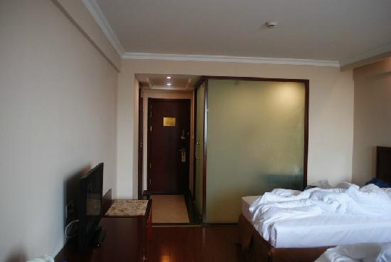GreenTree Inn Huangshan Tiandu Avenue: 房间2