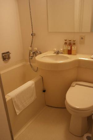 BEST WESTERN Tokyo Nishikasai: 浴室