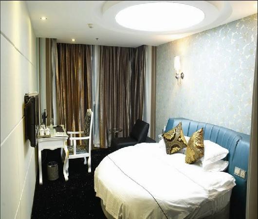 Familai Fashion Boutique Hotel Taizhou Luqiao : 精品圆床房