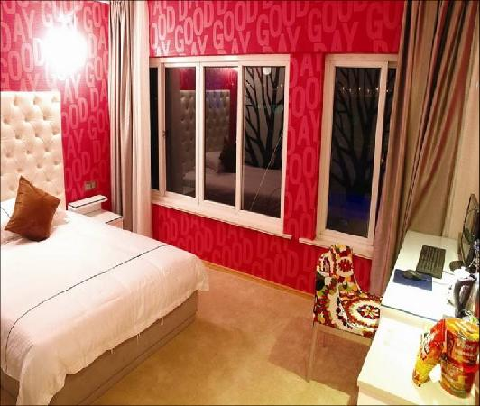 Familai Fashion Boutique Hotel Taizhou Luqiao