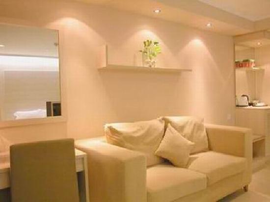 Shenzhen Southern Inn: 豪华大床房--休息区