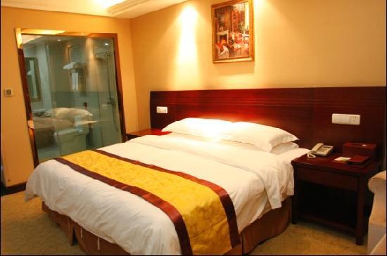 Vienna Hotel Hangzhou Xianghu : 照片描述