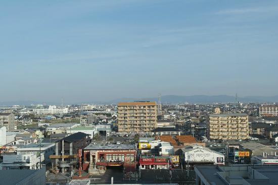 Loisir Hotel Toyohashi: view