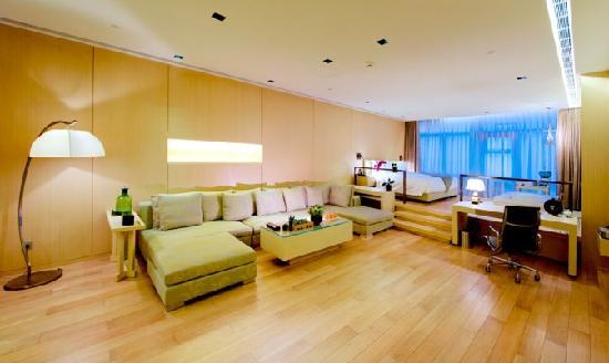Gallery Hotel: Deluxe Premier Room