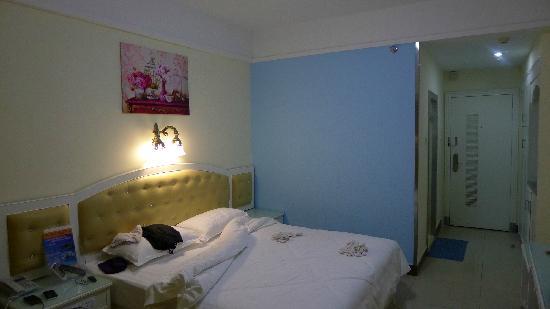 Lanhai Yingbin Hotel: 客房