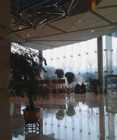 Holiday Inn Chengdu Century City-East Tower : 大堂