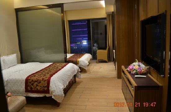 Yicheng. Zhumeila Apartment