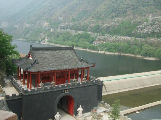 Shanhe Dam