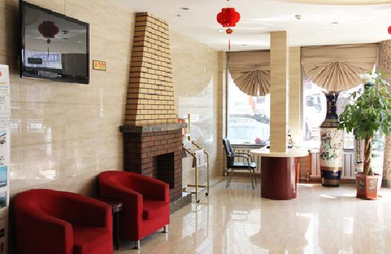 Lianhui Jujia Hotel Dalian Gangwan Plaza: 照片描述