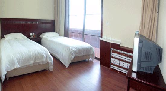 Penglai Pengda Wanhailou Arpment Hotel: 照片描述