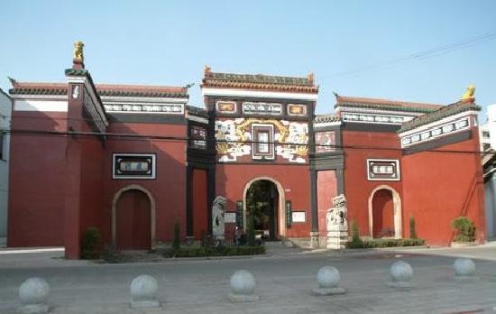 Xiangtan County, Kina: 关圣殿