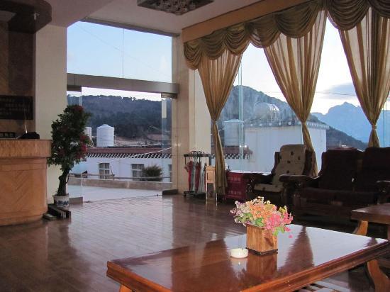 飛來寺明珠酒店