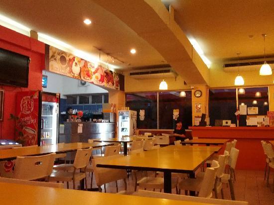 YMCA Hostel: 餐厅